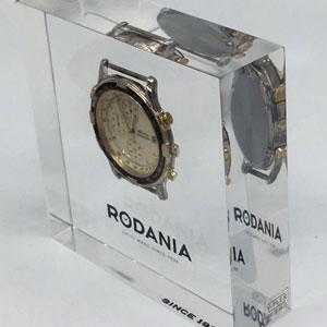 Rodania – ingieten van horloge