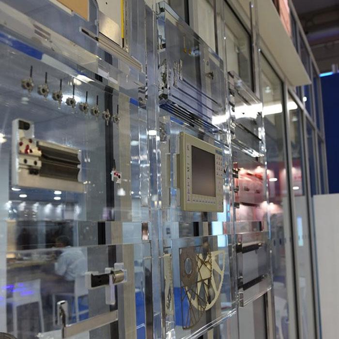 Picanol – POS-materiaal beursstand Barcelona